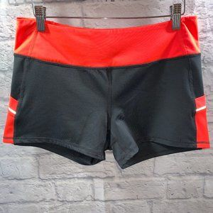 """Zella """"On Course"""" Fitted Workout Shorts • Sz L"""